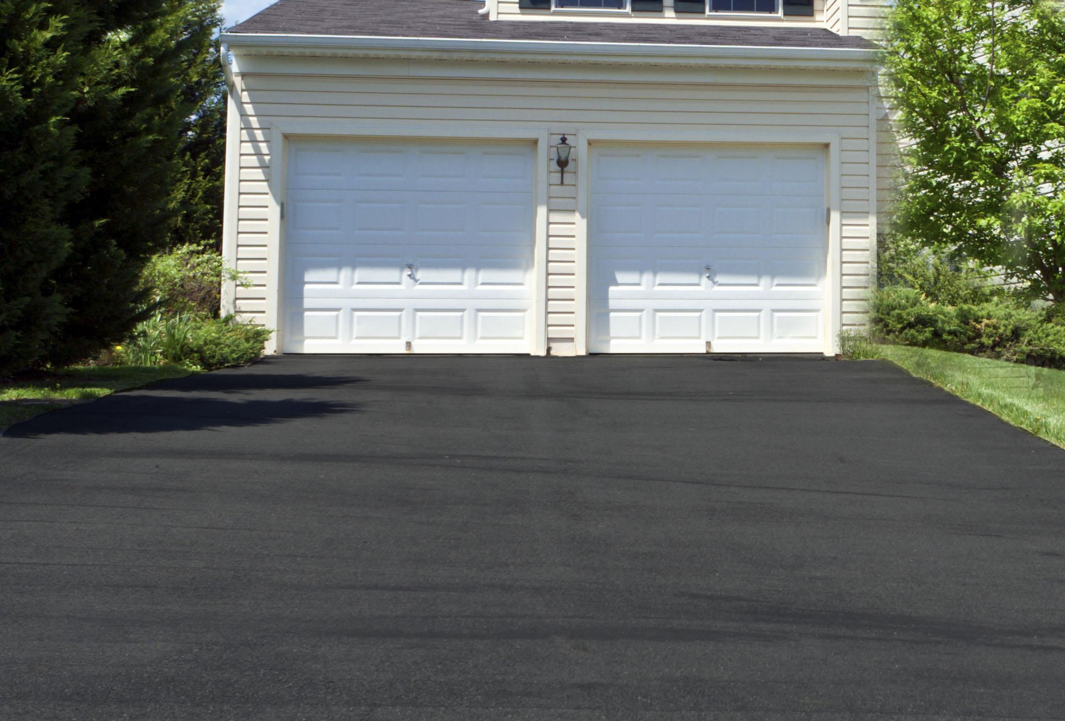 Residential Asphalt Driveways