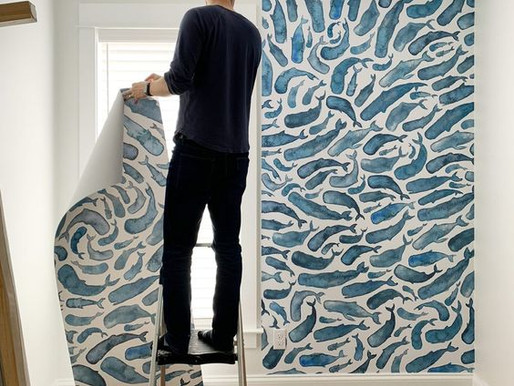Removable Wallpaper Ideas for Renters