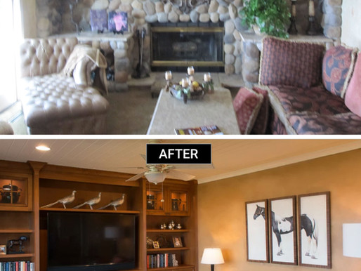 St. Croix Family Room Remodel