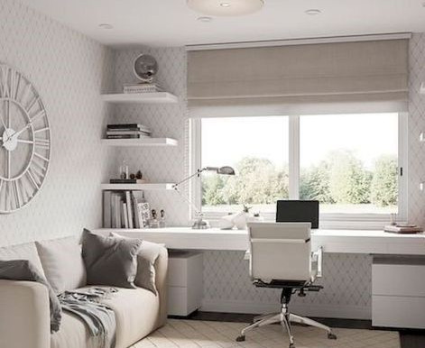 How To Create a Productive Home Office Space