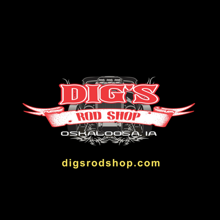 Dig's Rod Shop Website