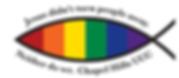 Rainbow Ichthy Chapel Hills UCC