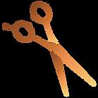 Techne Salon Scissors Icon