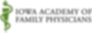Iowa Academy of Family Physicians logo