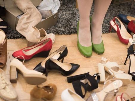 Solving Your Shoe Clutter Dilemma