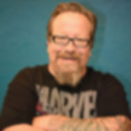 Rick Gray at Lucky Gal Tattoo
