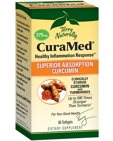 CuraMed® by Terry Naturally