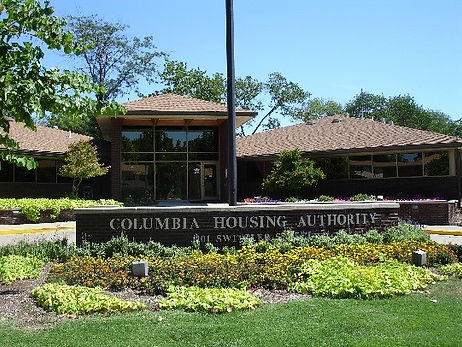 Supporting the Columbia Housing Authorit