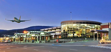 ICC Canada project Kelowna International Airport YWL photo