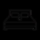 Adolfson Interior Design bed icon