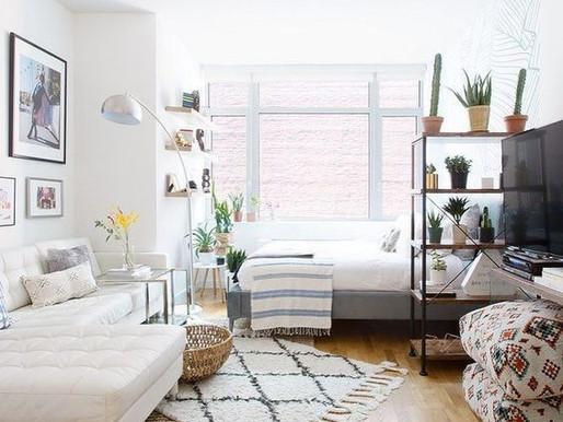 Smart Design for Studio Apartments