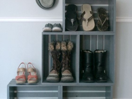 5 Great Shoe Storage Ideas To Keep Your Footwear Safe And Sound!