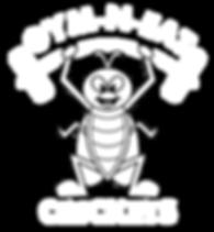 Gym-N-Eat Crickets Logo