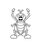 Gym-N-Eat Crickets Logo