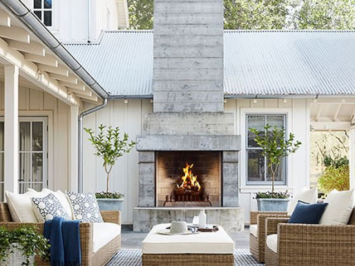 Natural Elements For Your Outdoor Living Space