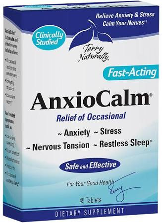 AnxioCalm® by Terry Naturally