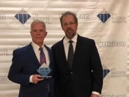 Robb Hiller of Performance SolutionsMN Wins Prestigious Bill Bonnstetter Lifetime Achievement Award