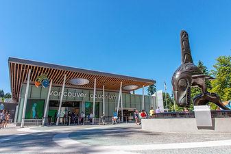 ICC Canada project Vancouver Aquarium phot