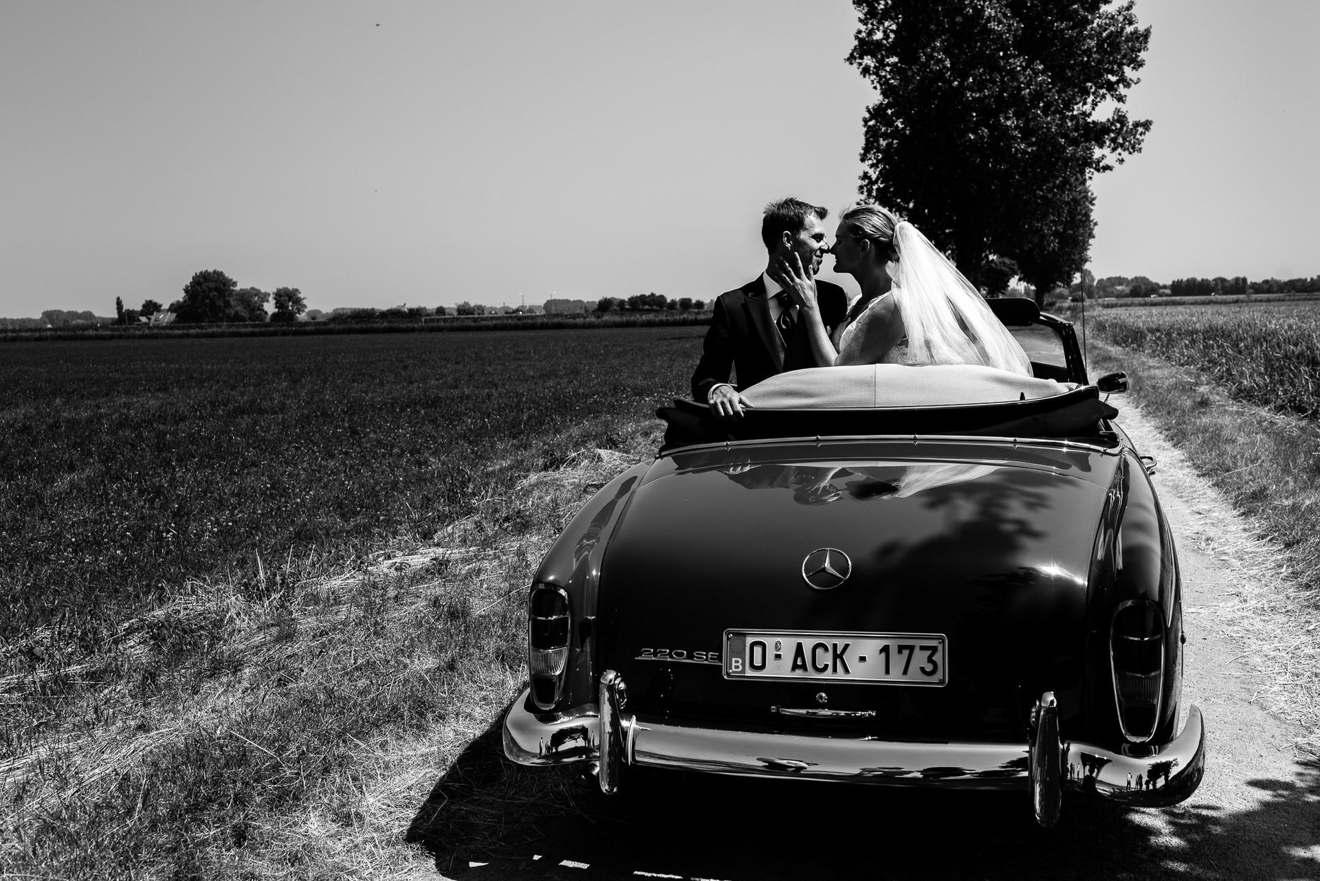 Huwelijksfotograaf Moere