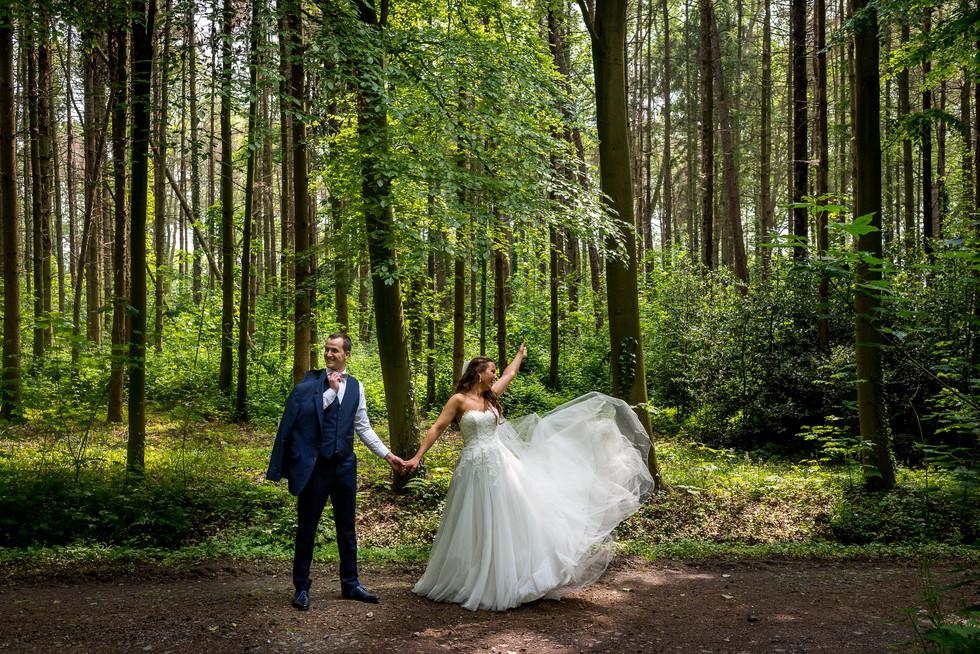 huwelijksfotograaf de Blankaart