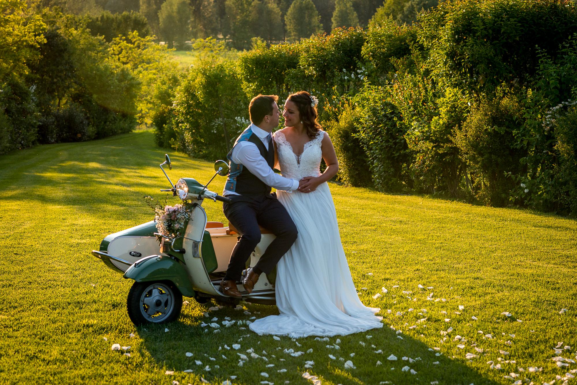 huwelijksfotograaf Italië Gardameer