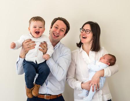 gezinsfoto