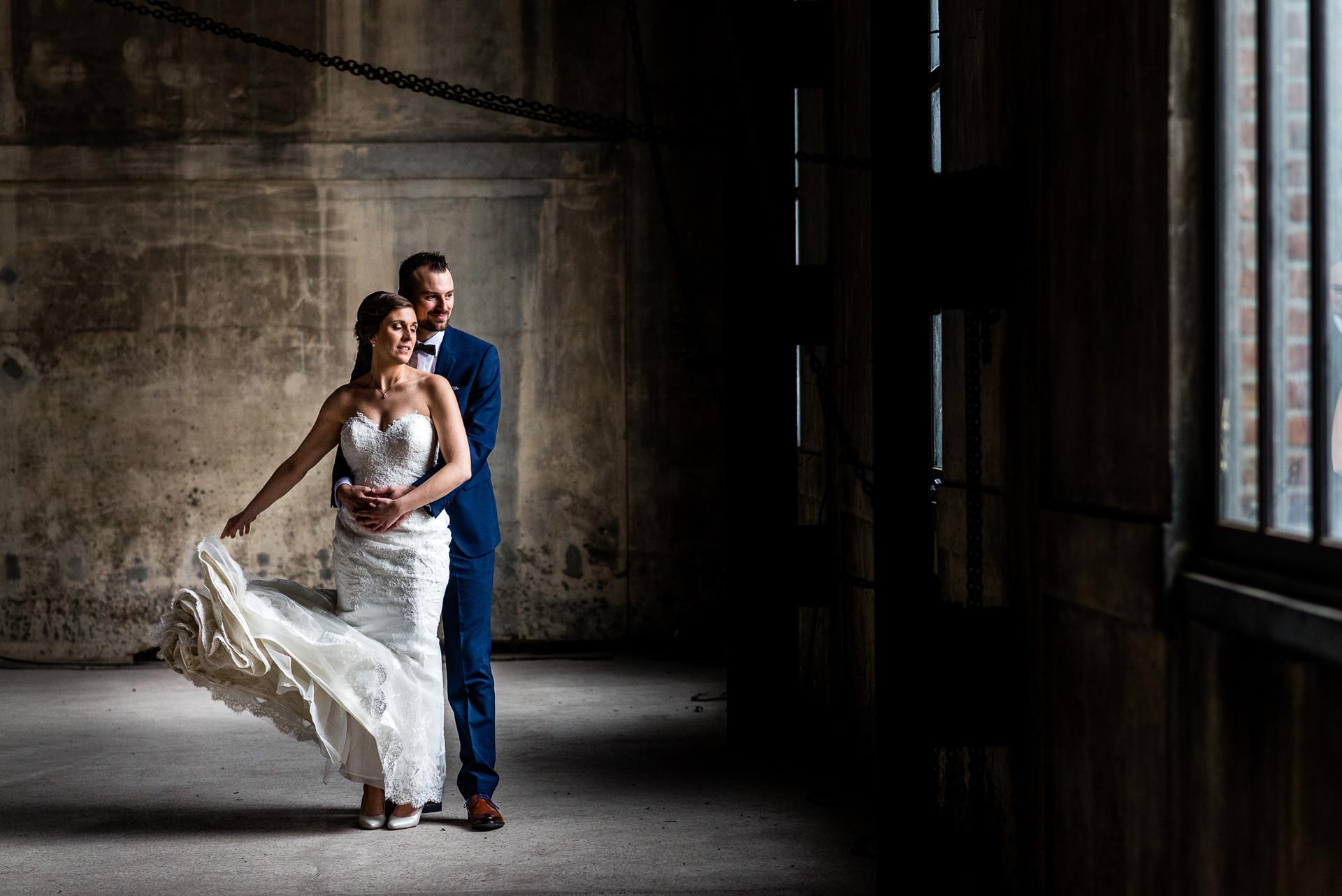 huwelijksfotograaf transfo zwevegem
