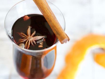 Ann's Mulled Cider Recipe