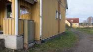 14 novembre 2017, centre de demandeurs d'asile de Joutseno.   Cette structure est gérée en direct par le Ministère finlandais de l'Intérieur, le MIGRI, elle comprend une unité de rentention en plus du centre d'accueil. Situé à proximité de la frontière russe et à faible distance de Saint-Péterbourg, ce centre occupe une place stratégique pour le contrôle des flux migratoires en provenant de la Russie.