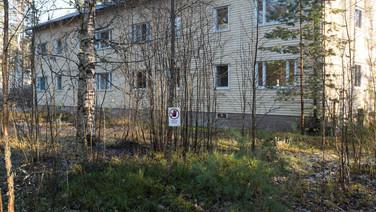16 novembre 2017, Kankaanpää en Finlande.   Le Ministère de l'Intérieur finlandais a mis en place des partenariats également avec des entreprises privées, Médivida est l'une d'elle. Elle gère le centre de demandeurs d'asile de Kankaanpää implanté en milieu rural, en immersion complète au sein de la société traditionnelle finlandaise.