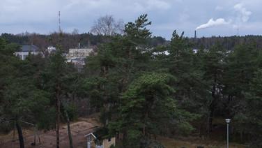 27 novembre 2017, Turku, ville finlandaise.   Cette ville portuaire est l'un des plus importants points d'entrée en Finlande, elle accueille l'un des plus grands centres de transit du pays qui est dirigé par la Croix Rouge.