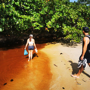 Lopes Mendes - Red Water River