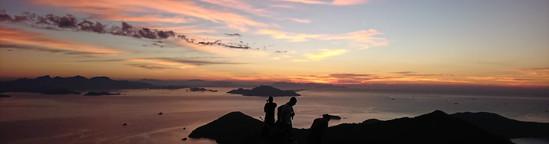 Pico do Papagaio Sunrise