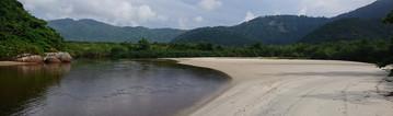 Leste Beach and Lagoon