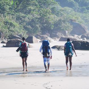 Around the Island Expedition