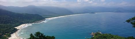 Aventureiro, Demo, Sul and Leste Beaches
