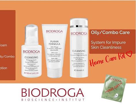 BIODROGA for impure skin