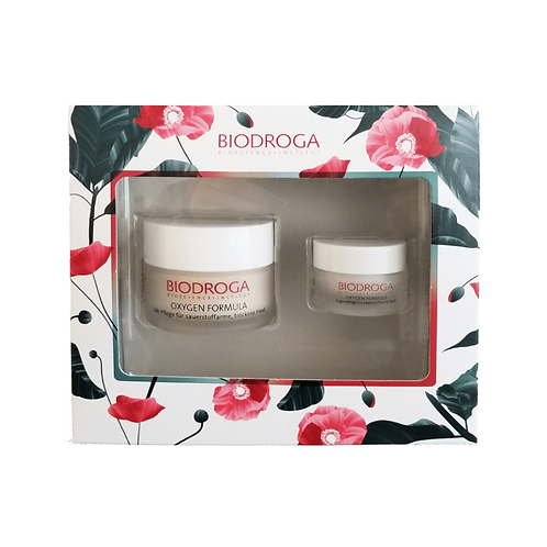 BIODROGA Oxygen Formula day cream and eye cream