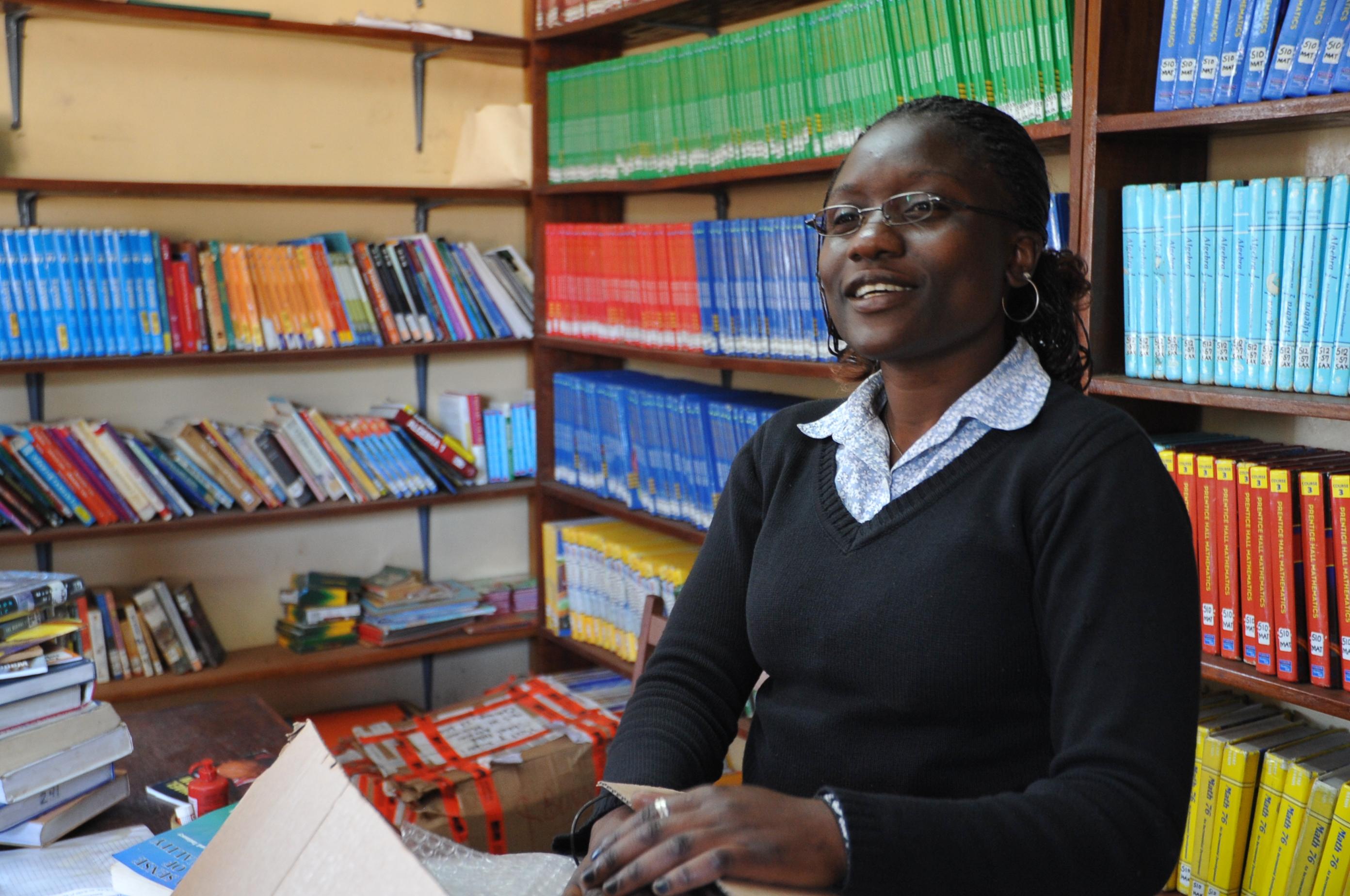 Kenya Library 022