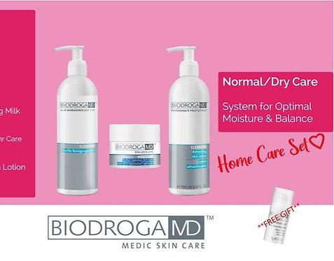 BIODROGA MD, Normal dry care