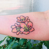 Jacqueline Tattoo