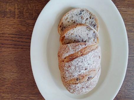 1月29日(金)2月16日(火)【napepanパン教室】ホシノ酵母で雑穀パン