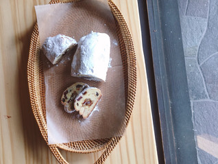 11月29日(月)cobatotoパン教室シュトーレン講座