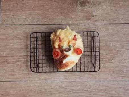 【満席】1月23日(土)2月6日(土)キッズパン教室 鬼パンをつくろう!