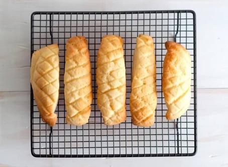 11月23日(月・祝)キッズパン教室メロンスティックパンをつくろう!