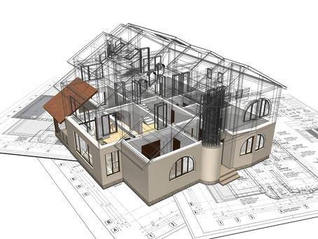 Processo em etapas de Construção de uma Casa