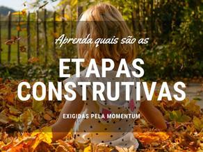 Etapas Construtivas - Realiza Momentum