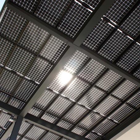 PANELES SOLARES: Interacción electromolecular en la azotea de tu casa