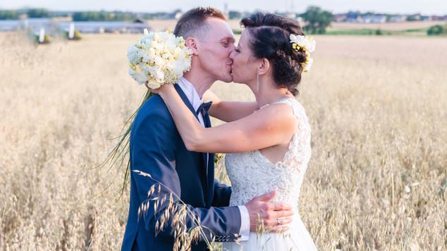 Daria i Andrzej - ślub (Paniówki)
