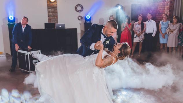 Patrycja i Przemek- ślub (Villa Natura Dolsk)